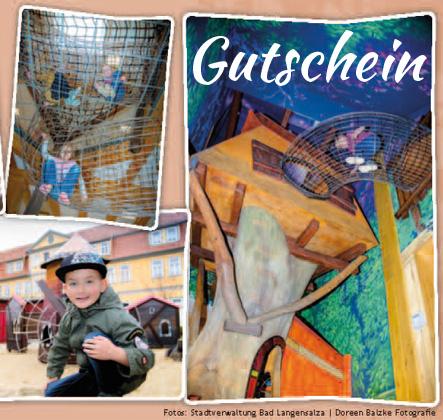 Rumpelburg Geldwert-Gutschein
