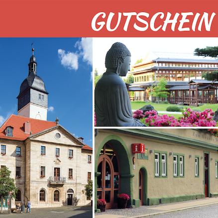 Bad Langensalza Geldwert-Gutschein